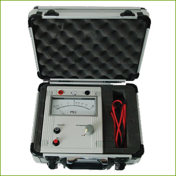 Short to Earth Measuring Instruments EMG 98–2 / 750 V