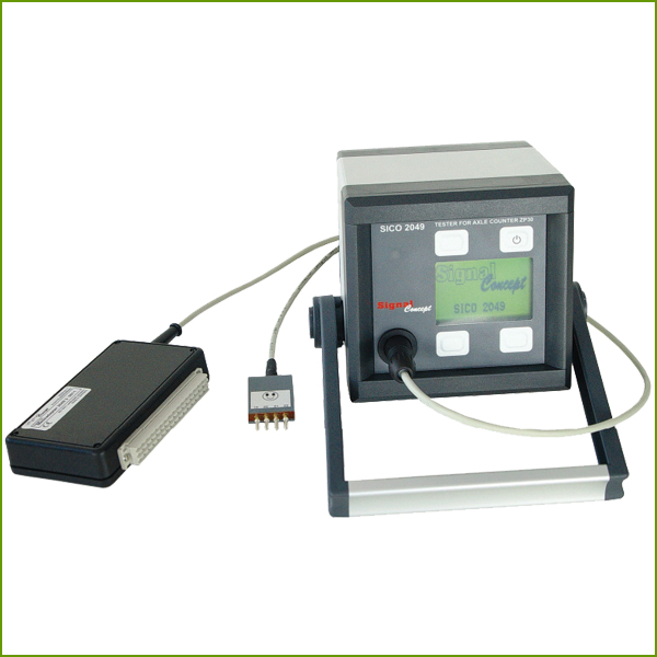 Tester SICO 2049 for Axle Counter ZP 30