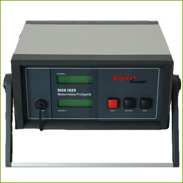 Measuring Devices For Signaling And Telecommunication